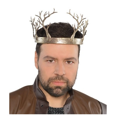 Crown Of Branches Halloween Costume Accessory