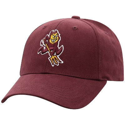 NCAA Arizona State Sun Devils Men's Structured Brushed Cotton Hat