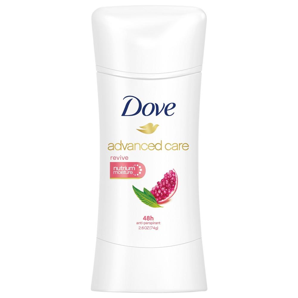 Image of Dove Advanced Care Antiperspirant Deodorant Revive 2.6 oz