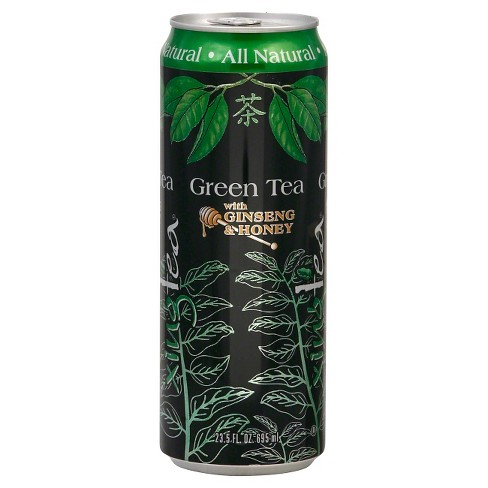 Xing Green Tea with Ginseng & Honey - 23.5 fl oz Can - image 1 of 1