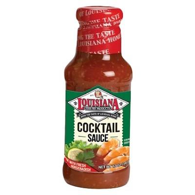 Louisiana Cocktail Sauce - 12oz