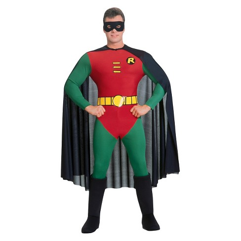 Men's Robin Deluxe Adult Costume Large - image 1 of 1