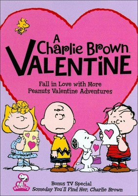 A Charlie Brown Valentine/Someday You'll Find Her, Charlie Brown (DVD)