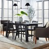 Linden Modified Windsor Wood Dining Chair - Threshold™ designed with Studio McGee - image 2 of 4
