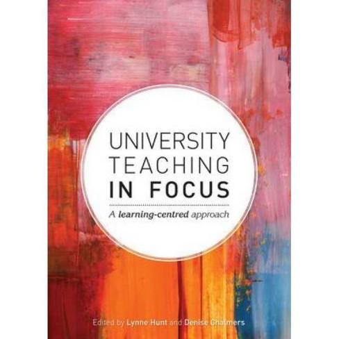 University Teaching in Focus - (Paperback) - image 1 of 1