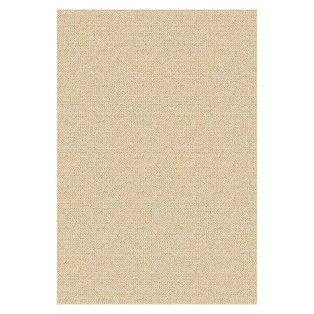 Rhodes Wool Area Rug - Natural (4' X 5'7)