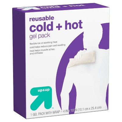 Hot/Cold Reusable Pack - 12.24oz - up & up™