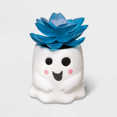 Halloween White Ghost Succulent - Hyde & EEK! Boutique™