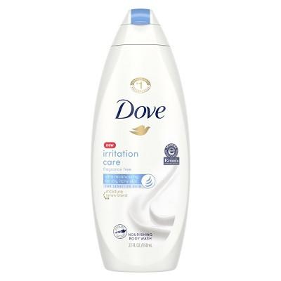 Dove Beauty Irritation Relief Body Wash - 22 fl oz