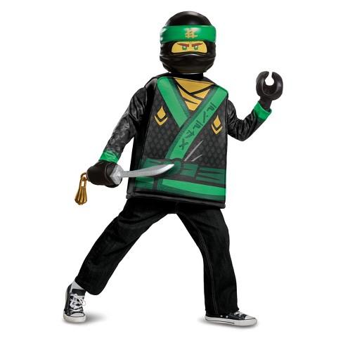 kids lego ninjago lloyd costume sword target