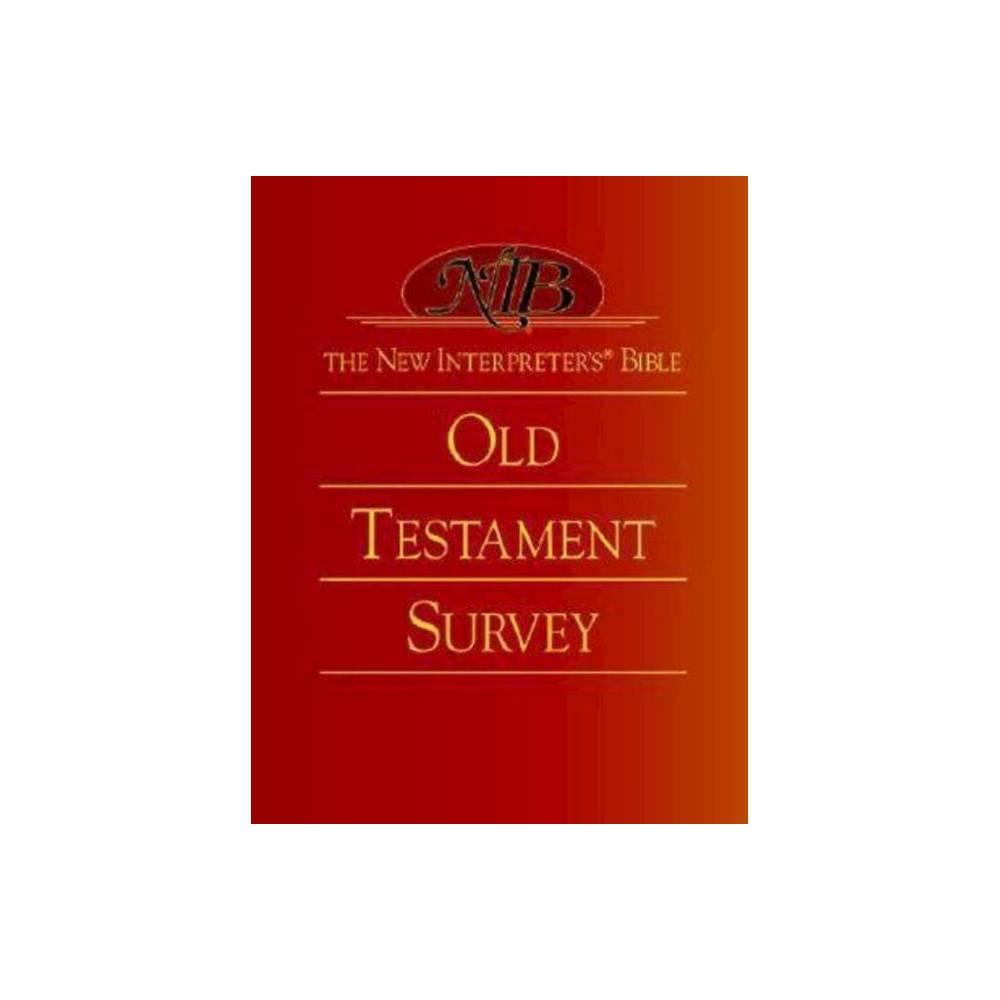 The New Interpreter S R Bible Old Testament Survey New Interpreter S Bible Hardcover