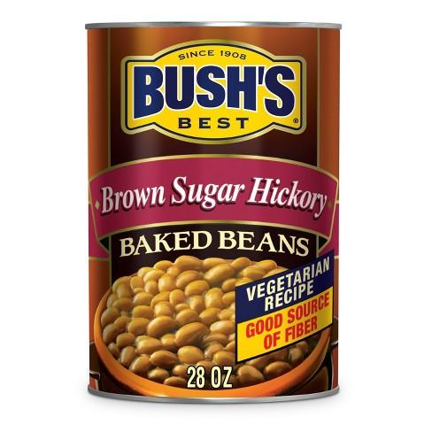 Bush's Brown Sugar Hickory Baked Beans - 28oz - image 1 of 4
