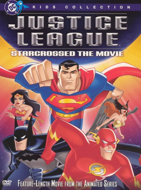 Justice League: Starcrossed The Movie - image 1 of 1