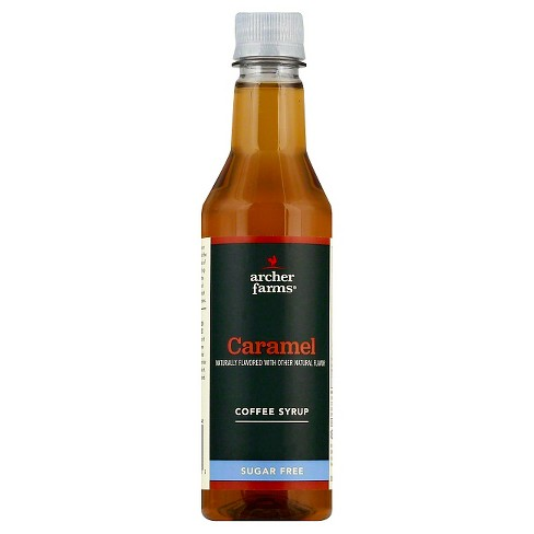 Caramel Sugar Free Coffee Syrup - 12.7oz - Archer Farms™ - image 1 of 1
