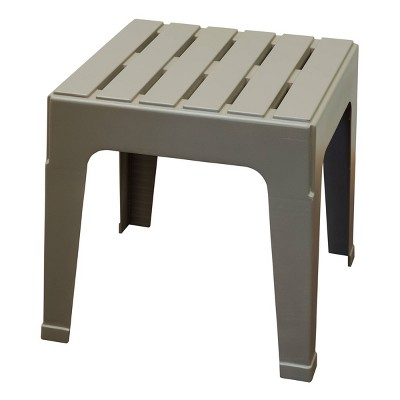 Big Easy Stack Patio Side Table - Adams Manufacturing