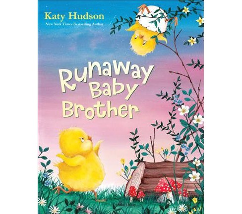 Runaway Baby Brother (Hardcover) (Katy Hudson) - image 1 of 1