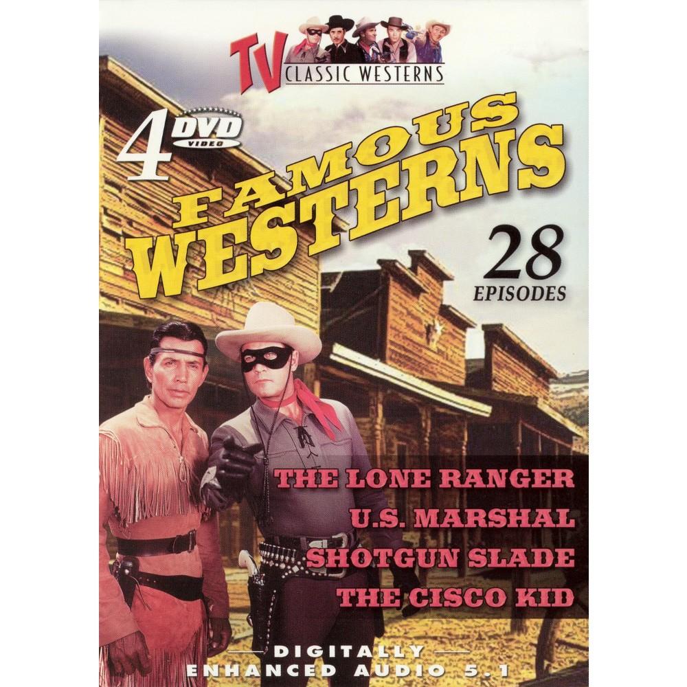 Tv Classics Westerns Vol 2 (Dvd)