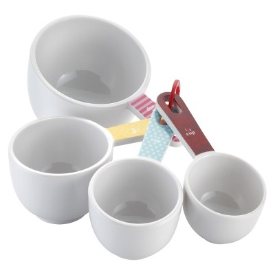 Cake Boss 4 Piece Measuring Cup Set