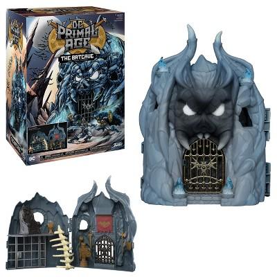 DC Primal Age: The Batcave