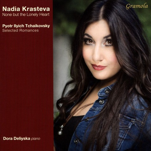 Nadia Krasteva - Tchaikovsky:None But The Lonely Heart (CD) - image 1 of 1