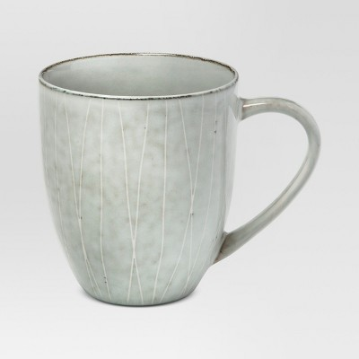 Solene Stoneware Mug 10.9oz White - Project 62™