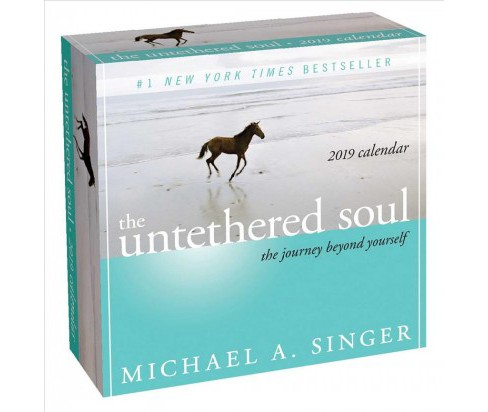 Untethered Soul 2019 Calendar : The journey beyond yourself -  by Michael A. Singer (Paperback) - image 1 of 1