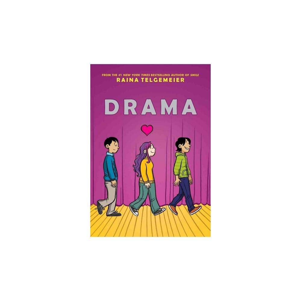 Drama (Hardcover) (Raina Telgemeier)