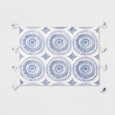 19 x14  Placemat Blue - Opalhouse™