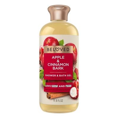 Beloved Apple & Cinnamon Bark Shower & Bath Gels - 11.8 fl oz