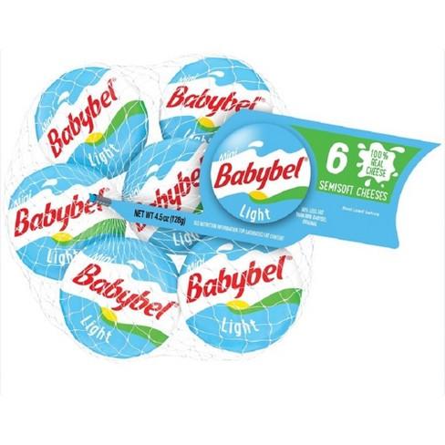 Mini Babybel Light Semisoft Cheeses