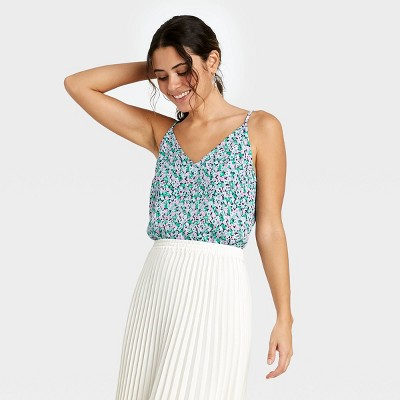 Women's Woven Cami - A New Day™