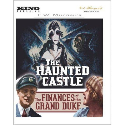 The Haunted Castle / Finances of the Grand Duke (Blu-ray)