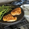 Nordic Ware Pro Cast Flattop Reversible Round Grill Griddle, 12-Inch - image 3 of 4