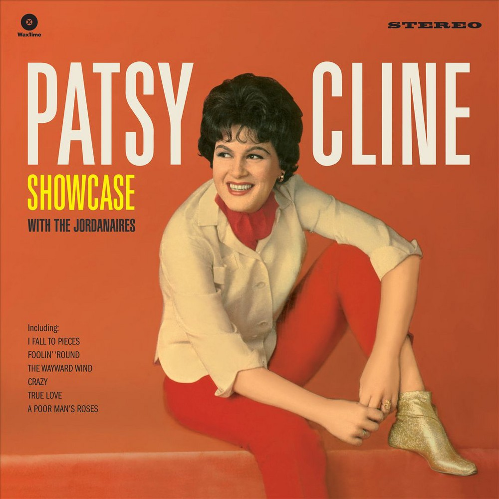 Patsy Cline - Showcase (Vinyl)