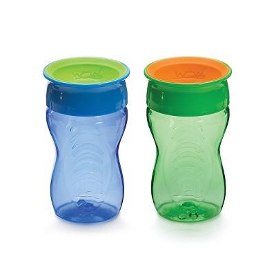 WOW Tritan Kids Cup - Blue/Green 2pk/20oz