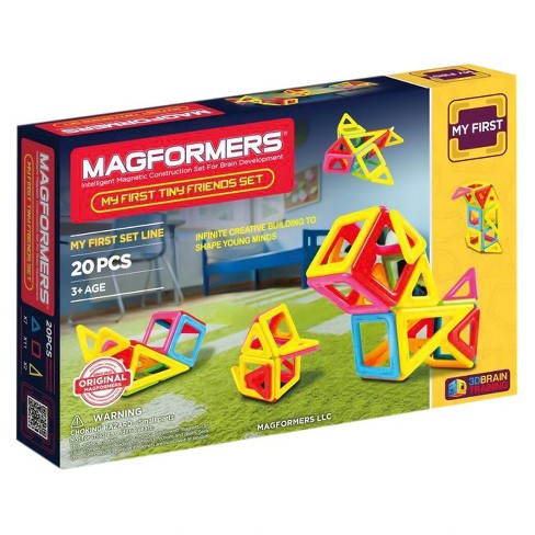 Magformers Tiny Friends 20 PC Set - image 1 of 4
