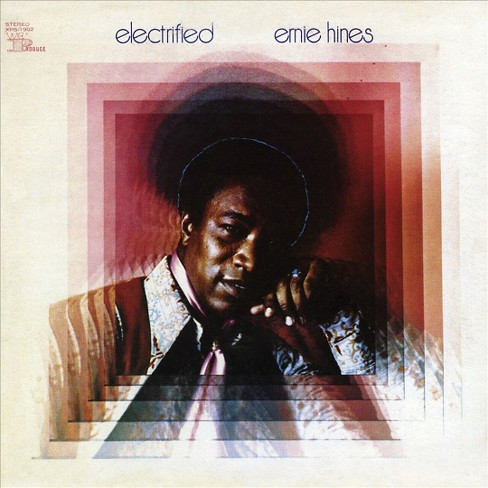 Ernie Hines - Electrified (Vinyl) - image 1 of 1