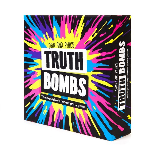 Big Potato Dan & Phil's Truth Bombs Board Game - image 1 of 2
