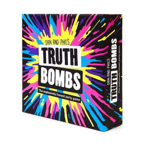 Big Potato Dan & Phil's Truth Bombs Board Game - image 1 of 4