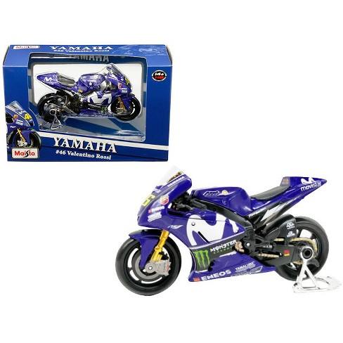 Maisto 1:18 YAMAHA YZF-R1 motorcycle race bike scale models Diecast Toy Vehicle