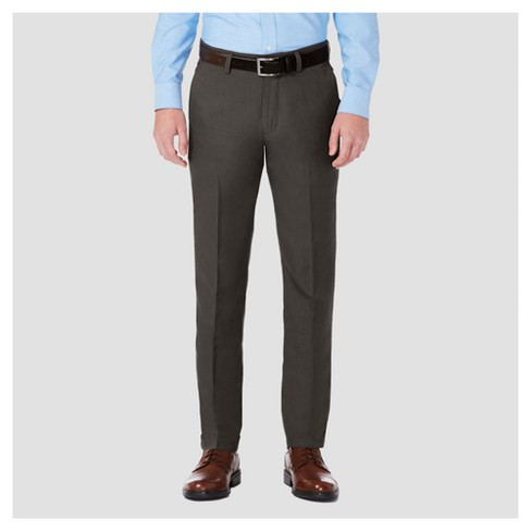Haggar H26 ® Performance 4 Way Stretch Slim Fit Trouser Pants - image 1 of 2