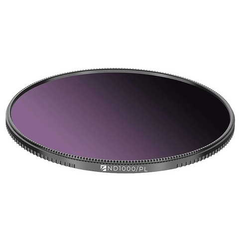 Freewell Magnetic Quick Swap System 67mm ND1000/PL (10 f-stops) Hybrid Camera Lens Filter - image 1 of 4