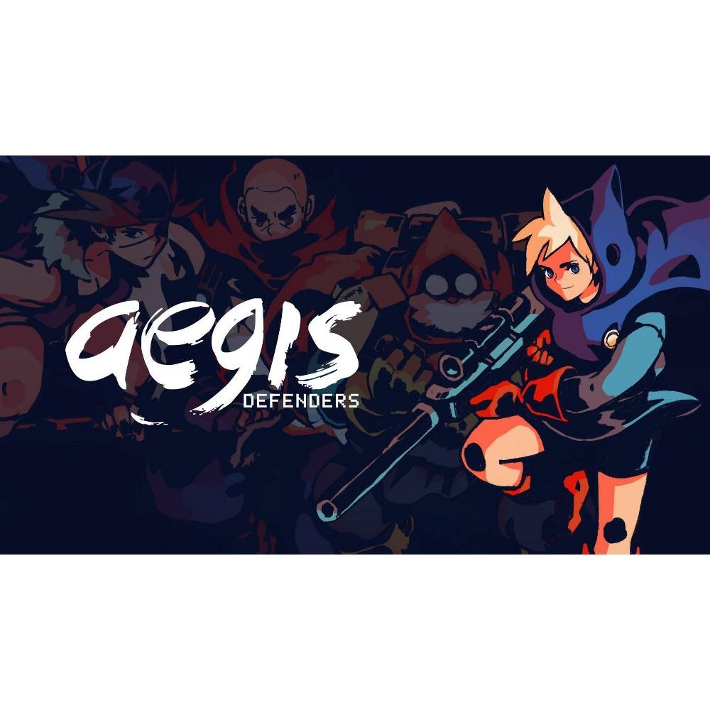 Aegis Defenders Nintendo Switch Digital