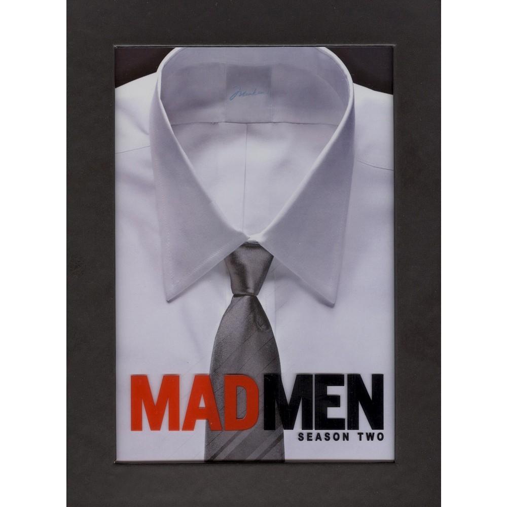 Mad Men Season Two Dvd
