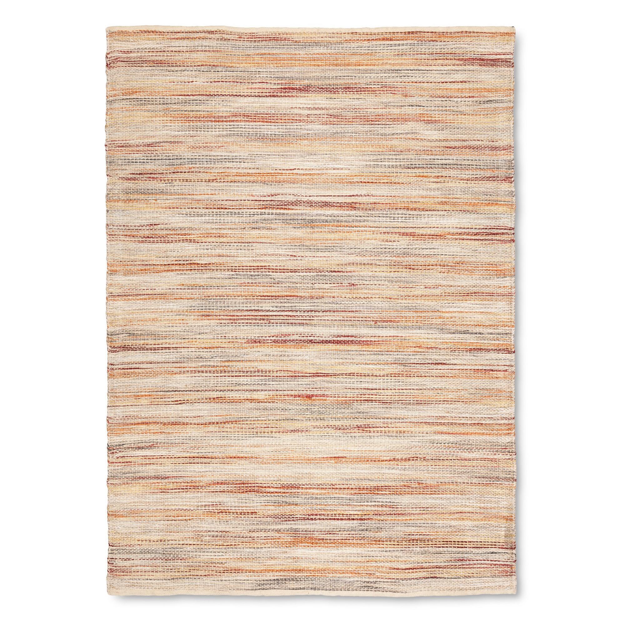 9'x12' Woven Area Rug Warm Natural - Threshold
