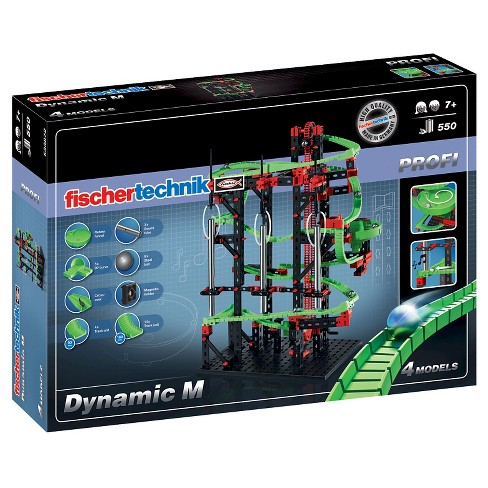 Fischertechnik Dynamic M STEM Set - 550pc - image 1 of 5