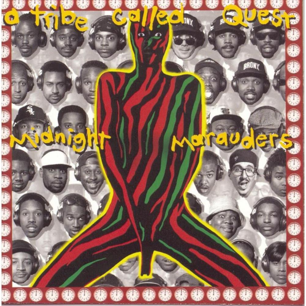 Tribe Called Quest - Midnight Marauders (Vinyl)