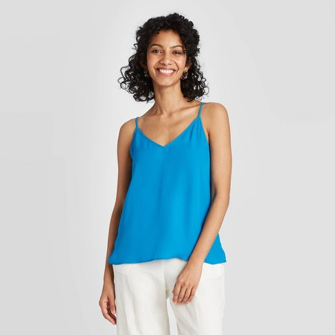 Women's Crepe Cami - A New Day™ - image 1 of 4