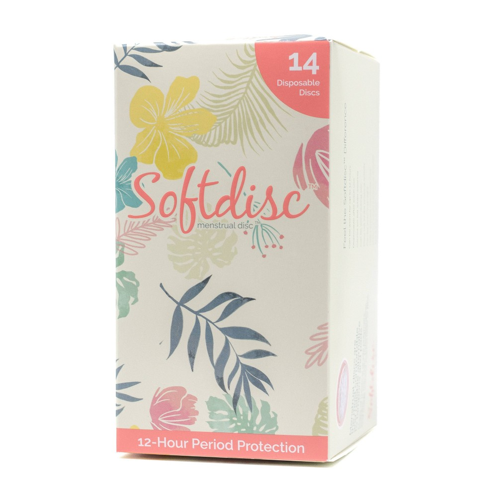 Softdisc Menstrual Discs 14ct