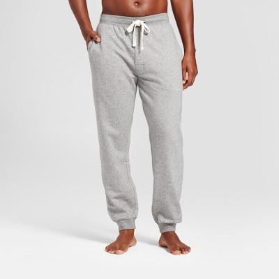 women gray pajama Hanes bottom